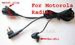 20X GP300EGGJ Transducer Hi-N Ear Mic Motorola XTN series radio as such XU1100, XU2100, XU2600, XV1100, XV2100, XV2600