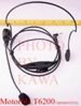 1X MFBOOTSTD Wire Headset Mic 4 Motorola Talkabout FRS Two-way Radio