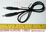 1x MOTGP300CLCB Cloning Cable for Motorola CP CT PRO GP radio