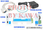 3x RS485TCPIPHIAA TCP/IP LAN Network RS-232/RS-422/RS-485 converter cable