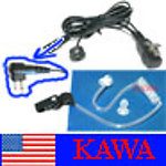 1X GP300DG Surveillance Kit for MOTOROLA GP300 XTN P110 CP200