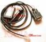 1X MTHTGMBA programming cable for Motorola HT750, HT1250, HT1550, PRO5150, PRO7150, GM300, GM900, GM950, GM950E, GM950I
