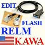 1X RELMTCBFLSED Cable for RELM PCRM2 RMU RMV