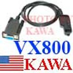 1X YSU800RS232 Vertex VX800 Cable
