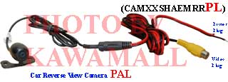 1x CAMXXSHAEMRRPL Waterproof Color BackUp Rear View IR Reverse Camera NEW