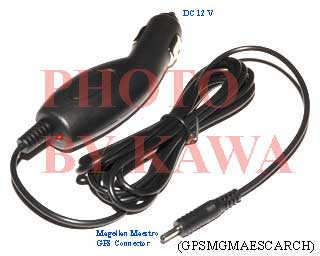 1x GPSMGMAESCARCH Car Charger For Magellan Maestro 3200,3210,3220,4210