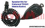20X KWDTMBDASPKM Speaker Mic MC-44 w PTT for Kenwood TM-231 TM-241 Radio