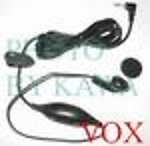 20X 53727VOX Earbud 53727 with VOX function for Motorola T6220 T7200 T5820
