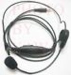 200X VISARTDEJPT Wire Ear Mic Heavy Duty Large PTT for Motorola HT1000