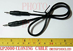 5x MOTGP300CLCB Cloning Cable for Motorola CP CT PRO GP radio