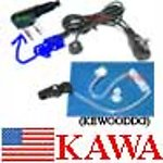 1X KEWOODDG SURVEILLANCE KIT FOR MOST KENWOOD SERIES RADIOS