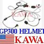 1X GP300HMTSPKMCJH Helmet Speaker Mic for GP300