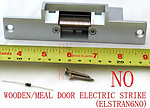 20X ELSTRAB6NO Door Electric Strike vF NO