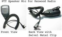 1X KEWOODHMPT Speaker Mic for Kenwood TK series